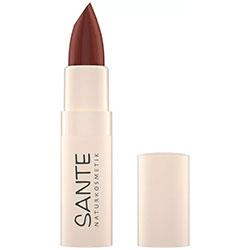 SANTE Organic Moisture Lipstick (08 Rich Cacao)
