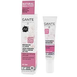 Sante Organic Moisturising Eye Cream (Inca Inchi Oil & Shea Butter) 15ml