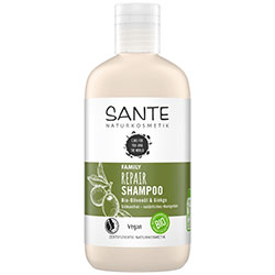 Sante Organic Repair Shampoo (Olive Oil & Ginkgo) 250ml