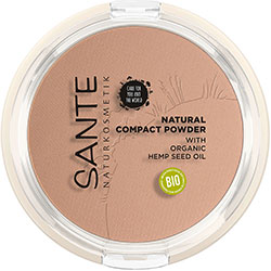 SANTE Organic Natural Compact Powder (02 Neutral Beige)