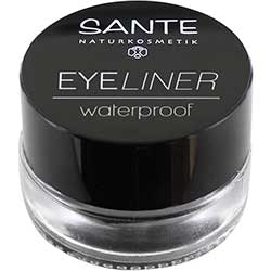 Sante Organic Eyeliner Waterproof 3ml