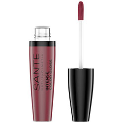 SANTE Organic Intense Color Gloss (03 Stubborn Plum)