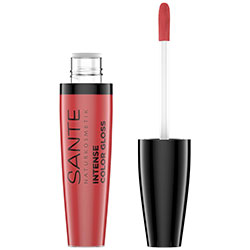 SANTE Organic Intense Color Gloss (04 Alluring Coral)