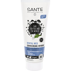 SANTE Organic Tooth Paste (Myrrhe) 75ml