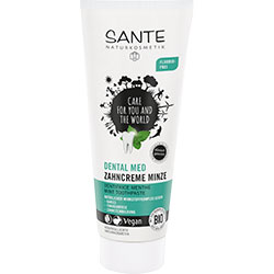 SANTE Organic Tooth Paste (Mint) 75ml