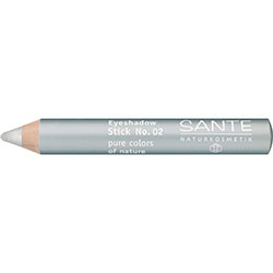 SANTE Organic Eyeshadow Pencils (02 Silver)