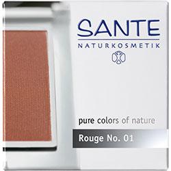SANTE Organic Blush (01 Silky Terra)