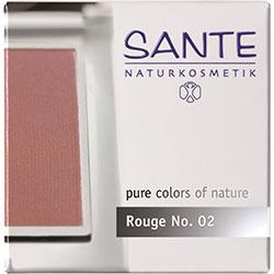 SANTE Organic Blush (02 Silky Mallow)