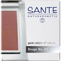 SANTE Organic Blush (03 Silky Magnolia)
