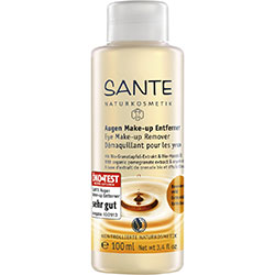 SANTE Organic Eye Make-up Remover 100ml