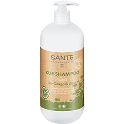 SANTE Organic Shampoo (Family, Ginkgo & Olive Treatment) 950ml