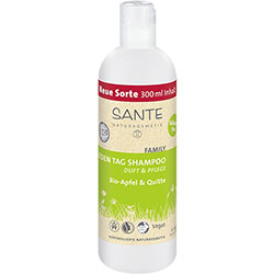 SANTE Organic Every Day Shampoo (Family, Apple & Quince) 300ml