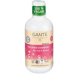 SANTE Organic Volume Shampoo (Family, Bio-Goji & Melon) 200ml