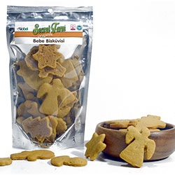 Secret Farm Organic Biscuit 80g