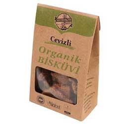 Secret Farm Organic Biscuit With Walnut 45g