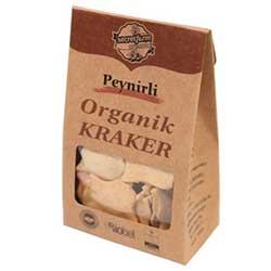 Secret Farm Organic Leaf Rusk (Cheese) 45g