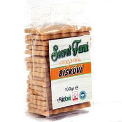 Secret Farm Organic Biscuit 100g