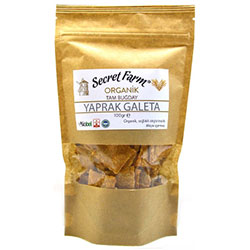 Secret Farm Organic Leaf Rusk (Whole Wheat, Plain) 100g