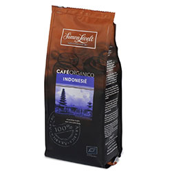 Simon Levelt Organic Coffee INDONESIA 250g