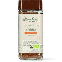 Simon Levelt Organic Arabica Instant Coffee 100g