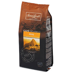 Simon Levelt Organic Coffee PERU 250g