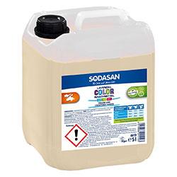 SODASAN Organic Laundry Liquid Detergent (COLOR, Lavender) 5L
