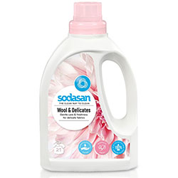SODASAN Organic Laundry Liquid Wool and Delicates 750ml