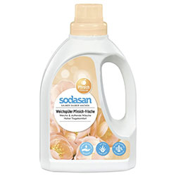 SODASAN Organic Fabric Softener (Peach) 750ml