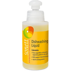 Sonett Organic Dishwashing Liquid (Calendula, Travel Size) 120ml