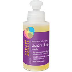 Sonett Organic Laundry Liquid Lavender (Travel Size) 120ml