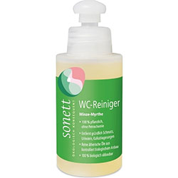 Sonett Organic Toilet Cleaner (Mint-Myrtle) 120ml