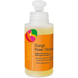 Sonett Organic Orange Power Cleaner (Travel Size) 120ml