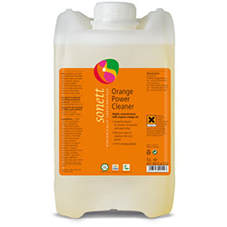 Sonett Organic Orange Power Cleaner 5L
