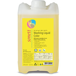 Sonett Organic Laundry Liquid (Color) 5L
