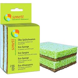 Sonett Eco-Sponge 2Pcs