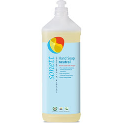 Sonett Organic Liquid Hand Soap (Neutral) 1L