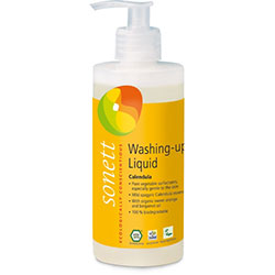 Sonett Organic Dishwashing Liquid (Calendula) 300ml