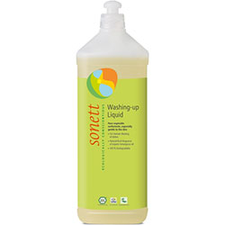 Sonett Organic Dishwashing Liquid (Lemon) 1L