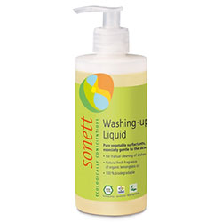 Sonett Organic Dishwashing Liquid (Lemon) 300ml