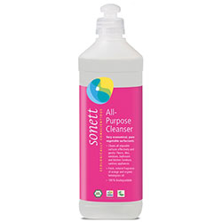 Sonnet Organic All-Purpose Cleanser 300ml