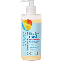Sonett Organic Liquid Hand Soap (Neutral) 300ml