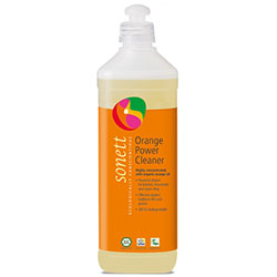 Sonett Organic Orange Power Cleaner 500ml