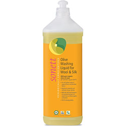 Sonett Organic Olive Laundry Liquid for Wool and Silk Neutral 1L