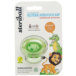 Steriball Toothbrush Protector For Kids (Leon)