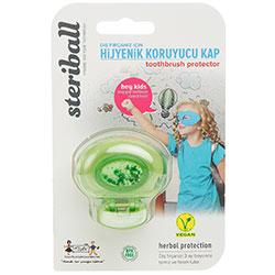 Steriball Toothbrush Protector For Kids (Girl)