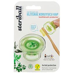 Steriball Toothbrush Protector (Green)