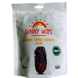 Sunny Dates Organic Safawi