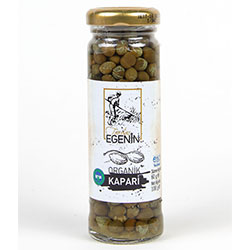 Tardaş Egenin Organic Capers 100g
