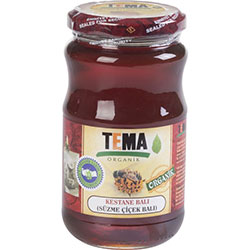 TEMA Organic Chestnut Flower Honey 480g