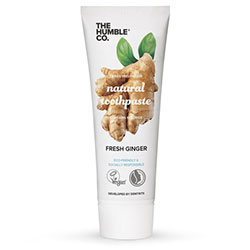 The Humble Organic Toothpaste (Fresh Ginger) 75ml